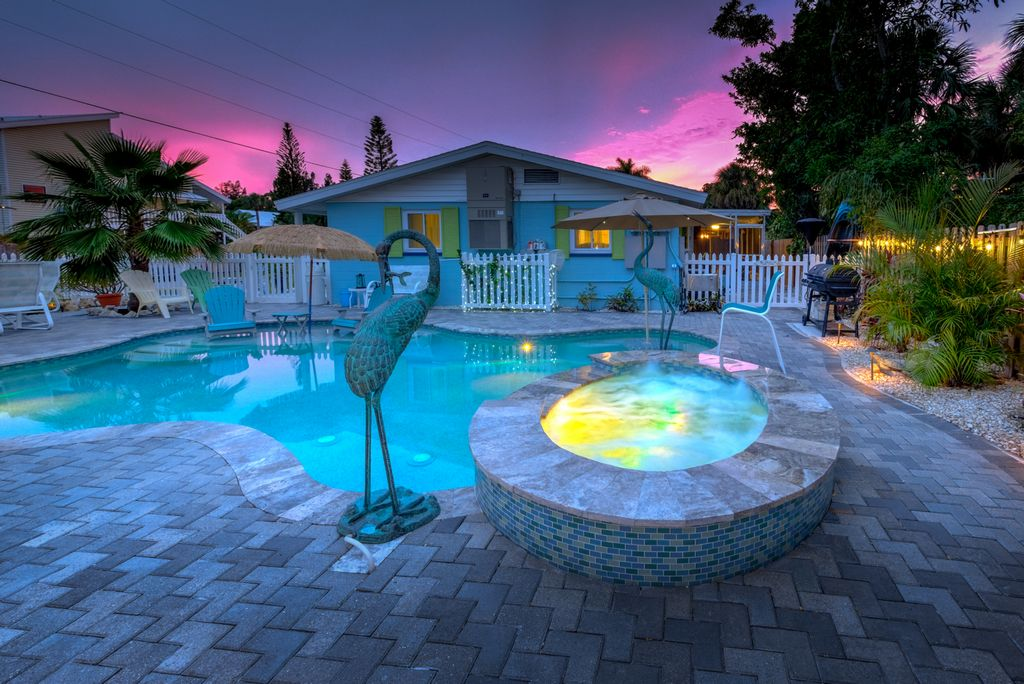 Relax Under the Stars in Your Private Oasis
