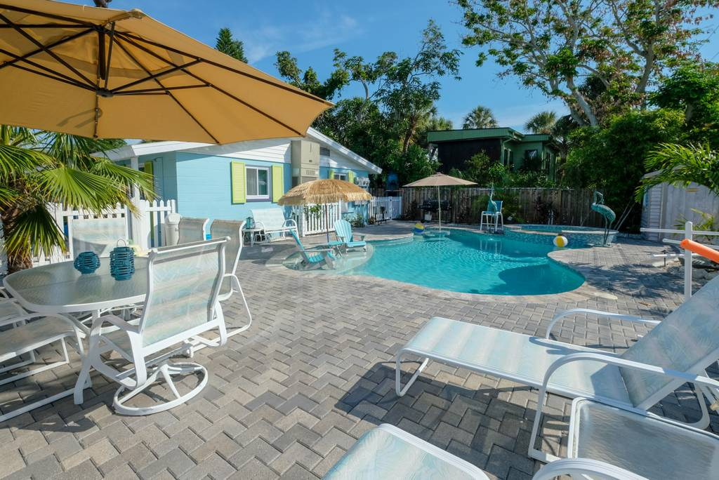 Lounge, Eat or Swim in Your Own Outdoor Paradise