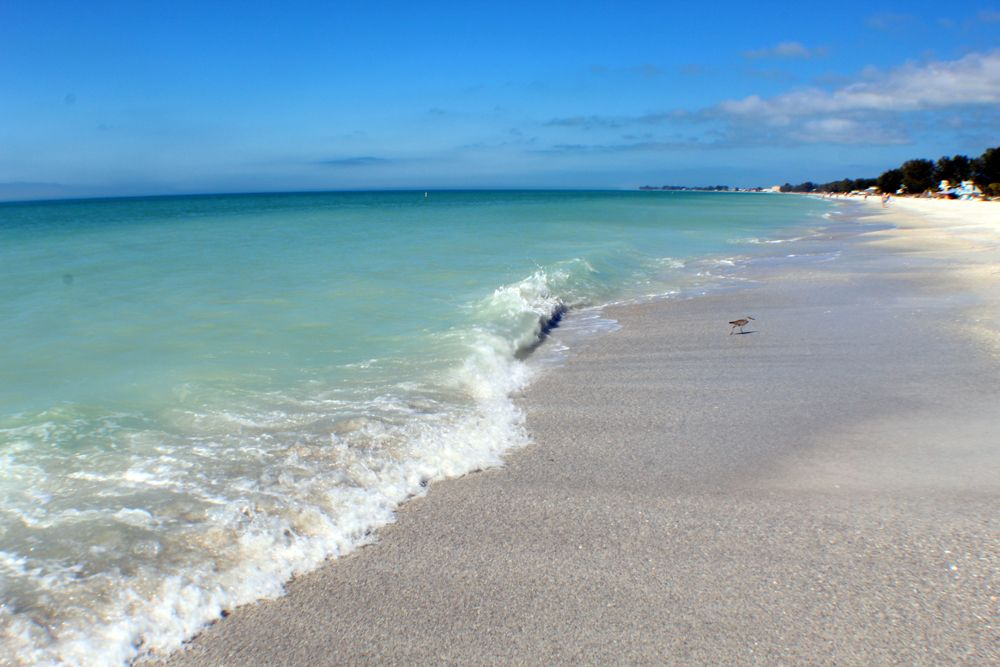 Come Enjoy The Sugar Sand of Anna Maria Island