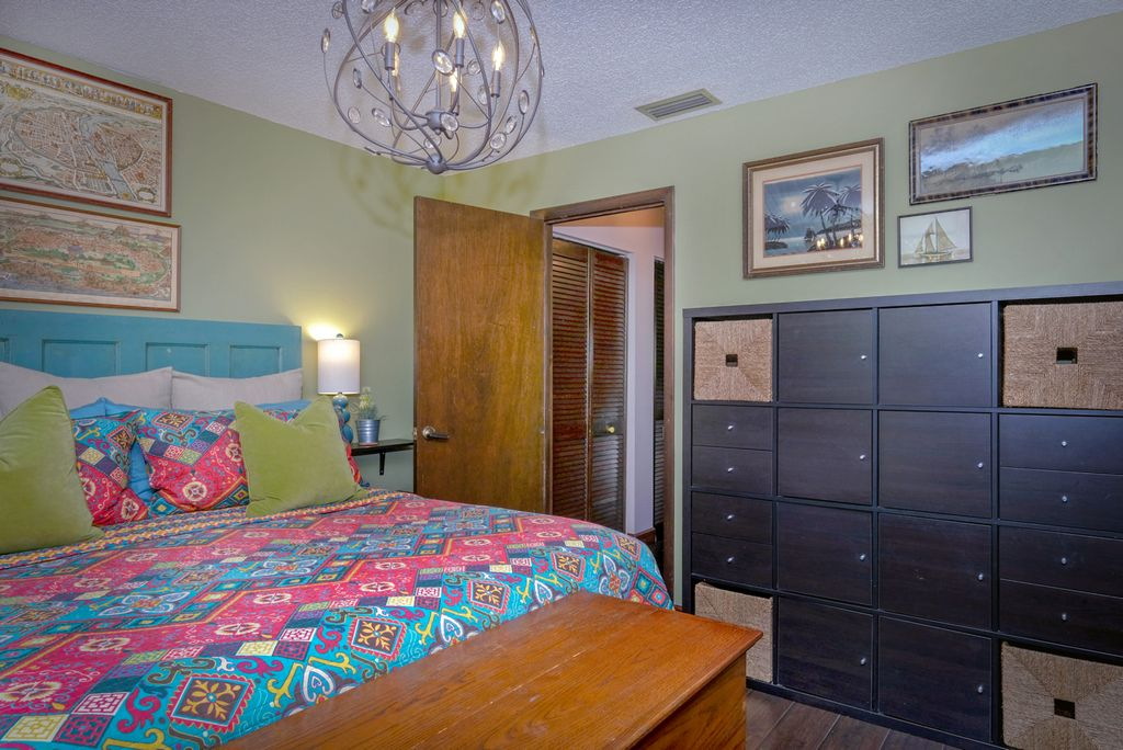 Large Closets and Plenty of Cubby Space for Your Belongings