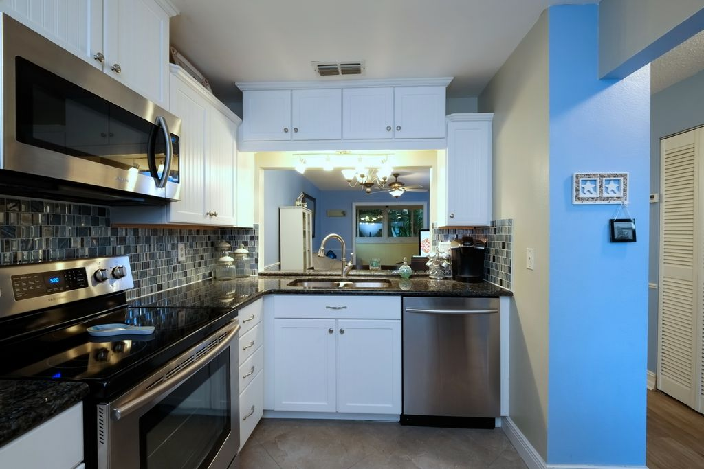 Updated Kitchen Makes For Easy Meal Prep