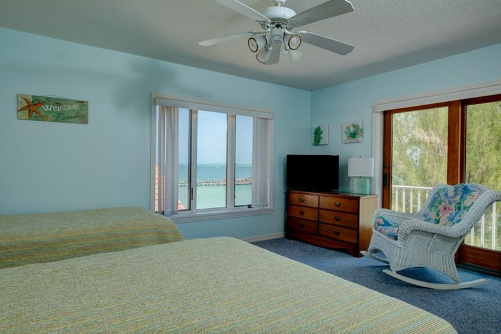 Second Guest Bedroom with Bay Views.