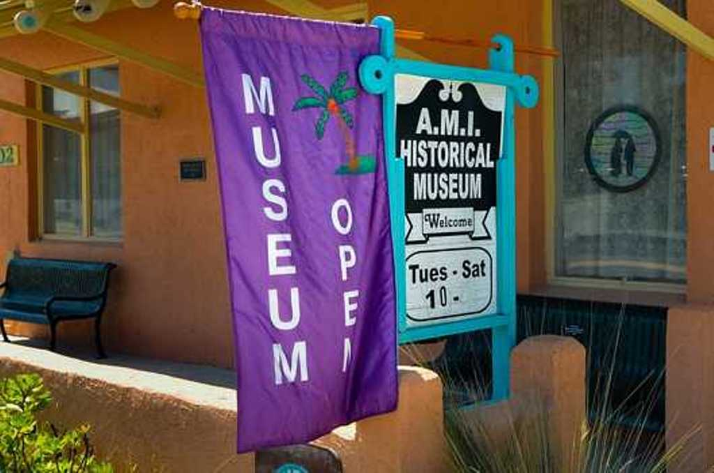 Historical Centers to Learn More about AMI