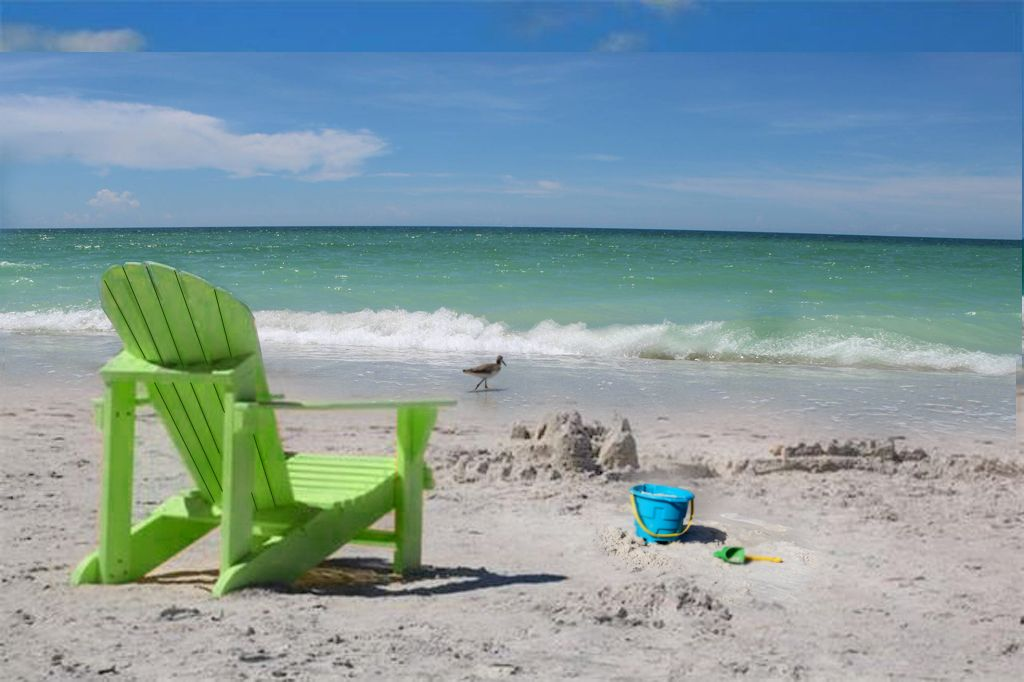 Gulf Beaches Offer 7 Miles of Shoreline to Enjoy