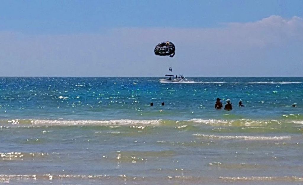 Add Parasailing to your Bucket List