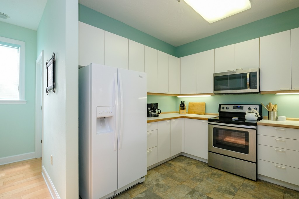 Open Kitchen Ready for Easy Meals