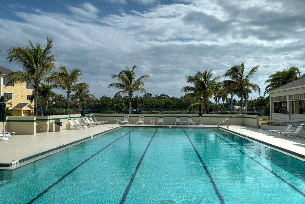 Swim Laps to Keep In Shape or Cool Off