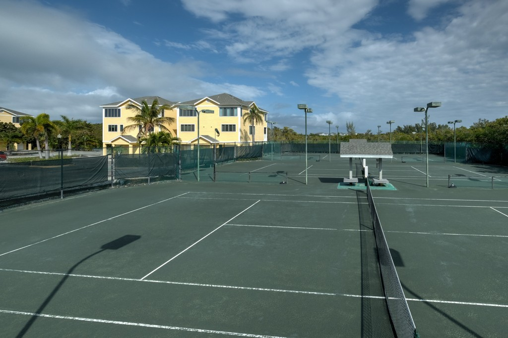 Tennis Lovers Will Love This Place!