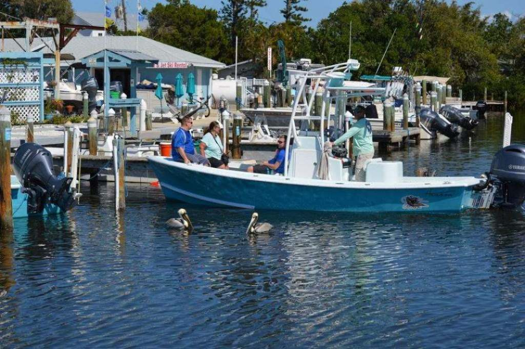Charter a Day of Offshore Fishing with a Pro at Keys