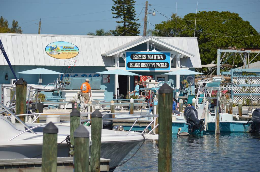 Keys Marina Nearby for Fishing and Watercraft Rentals