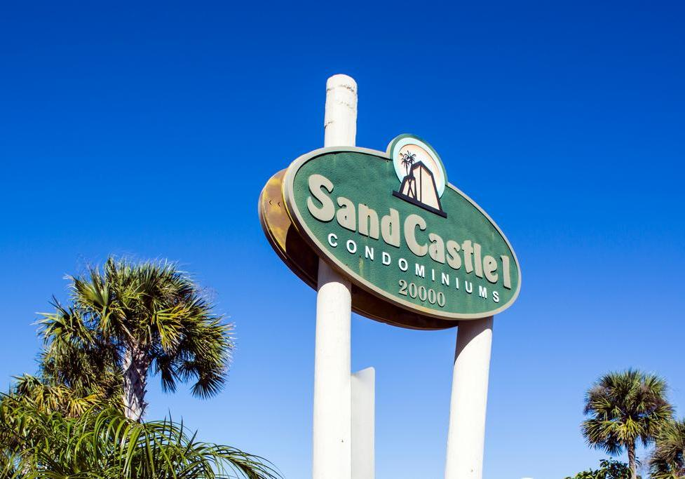 Welcome to Sand Castle I!