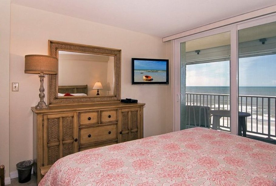 Master Bedroom with Balcony and Gulf View
