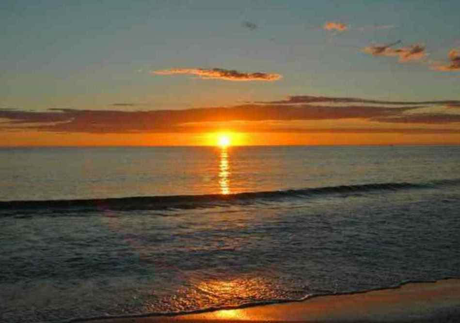 Sunsets over the Gulf Of Mexico are  Amazing!