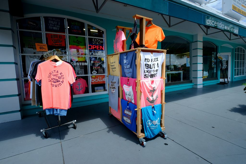 Close to Siesta Key Village Shopping