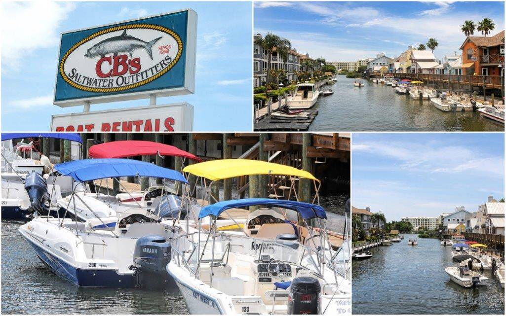 Nearby Marinas for Charter Fishing or Sunset Cruises