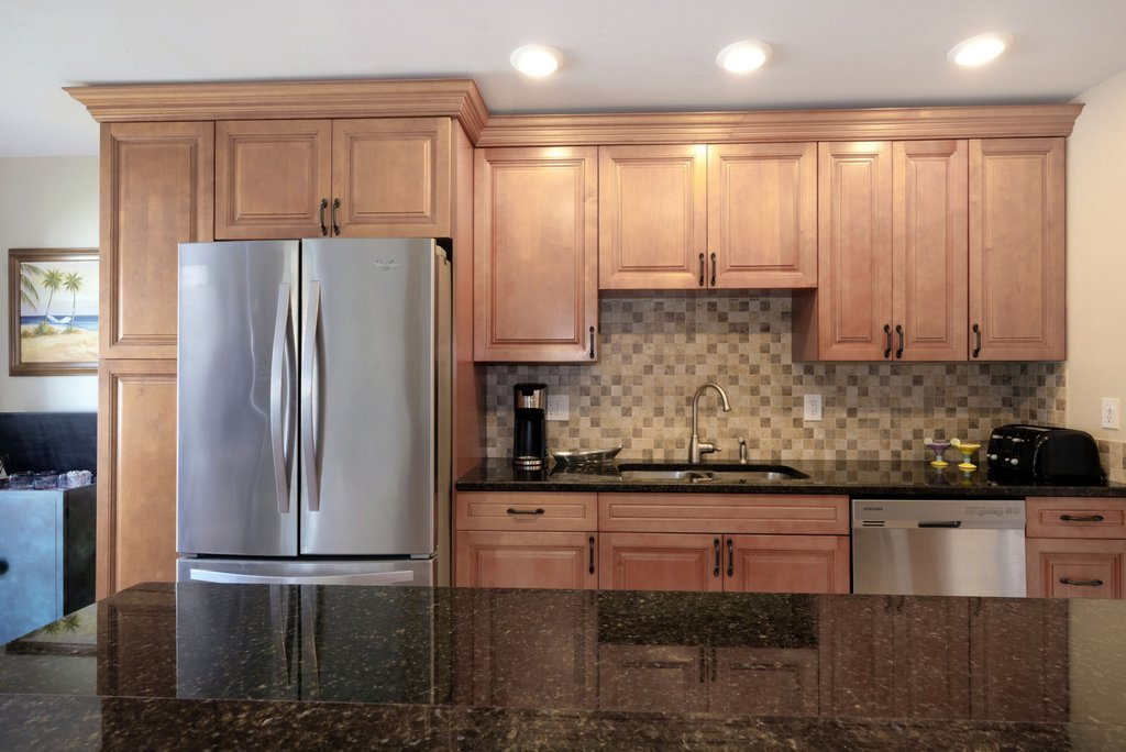 Stainless Steel Appliances and Lots of Counterspace