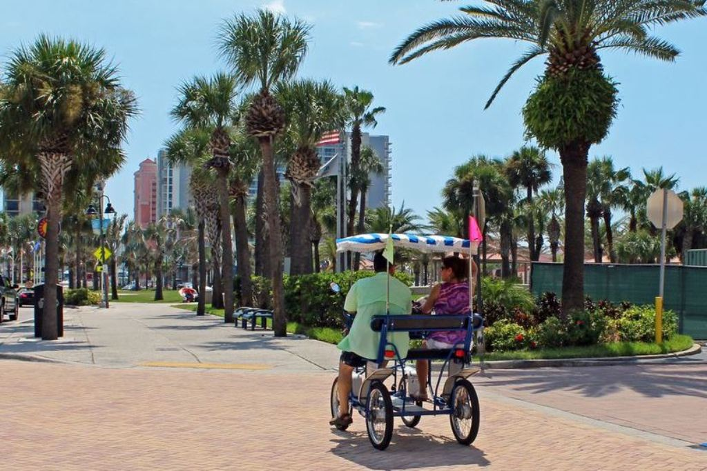 Clearwater Beach Bike Rentals for 2
